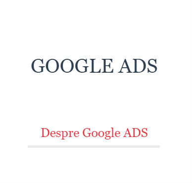 curs google ads
