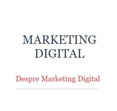 curs marketing digital